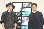 「百日草」トム・リン監督とストーン.jpg