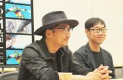「百日草」トム・リン監督とストーン2.jpg